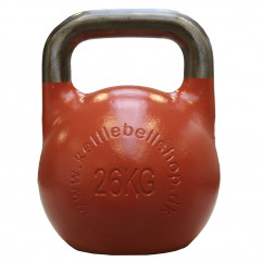 Competition Kettlebell 26 kg from KettlebelShop™