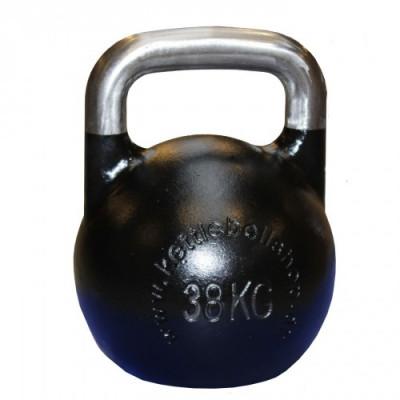 38 kg Competition Kettlebell specialmodel fra KettlebellShop