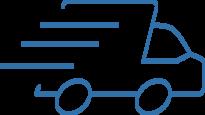 Rask levering fra eget lager i Herning til hele Europa